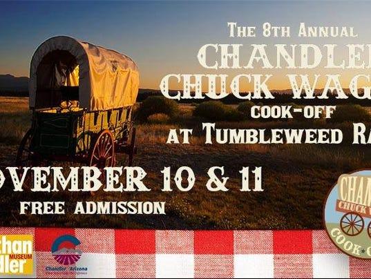 Chandler Chuck Wagon Kick Off