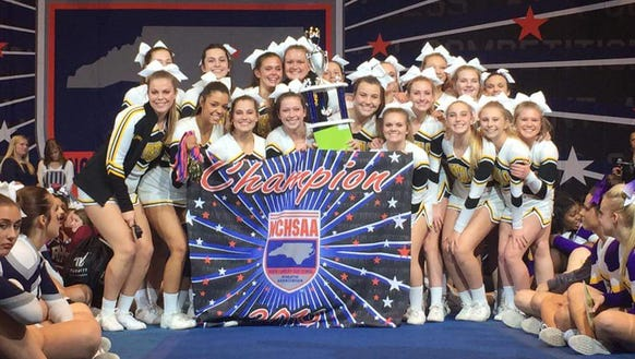 Tuscola was among the state-championship teams from