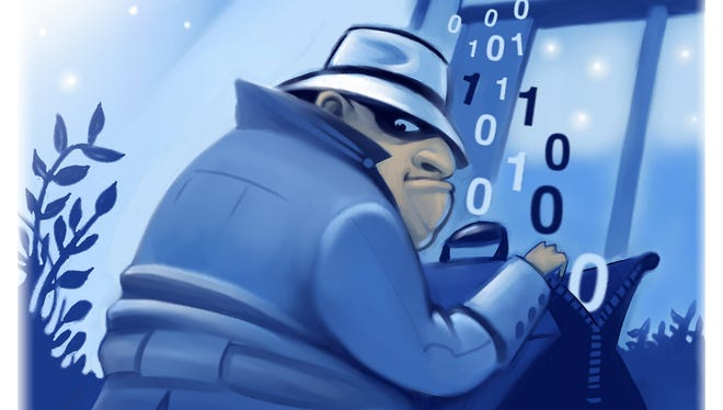 Data theft is rising