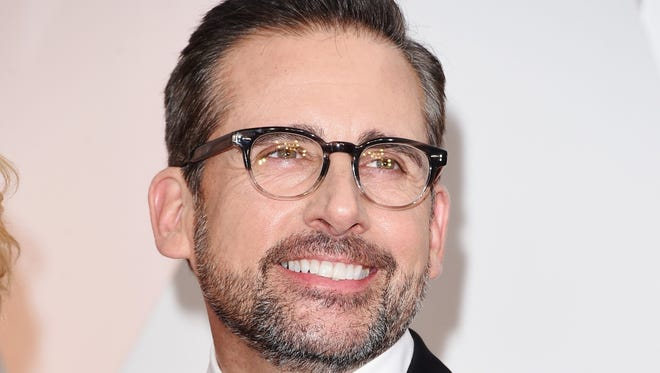 Actor Steve Carell attends the 87th Annual Academy Awards at Hollywood & Highland Center on February 22, 2015 in Hollywood, California.