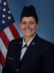 U.S. Air Force National Guard Airman 1st Class Taylor N. McIntire