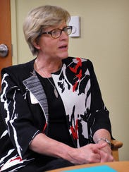 United Regional CEO Phyllis Cowling