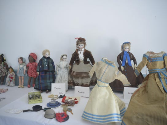 Asheville Woman Leaves Antique Dolls To Colonial Williamsburg