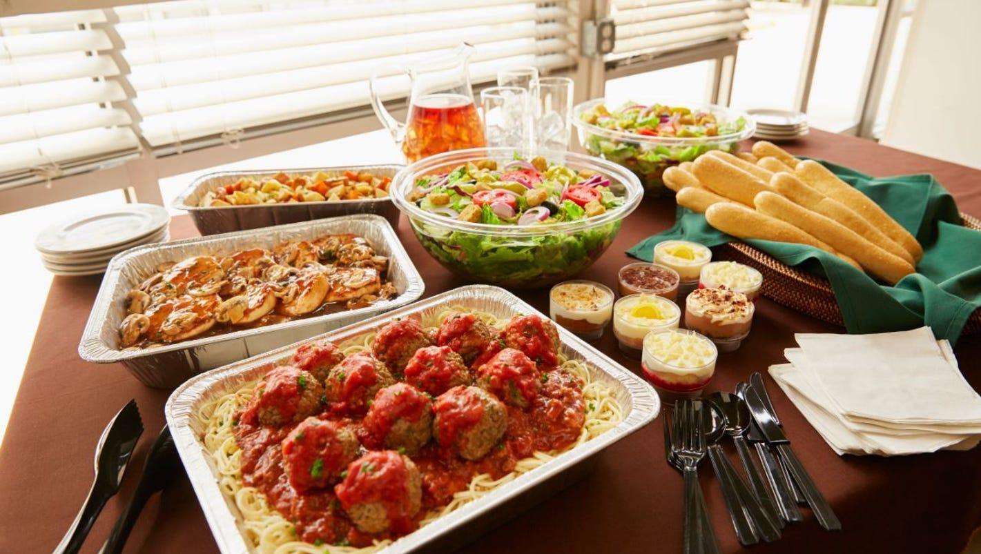 Olive Garden adding delivery, menu tweaks