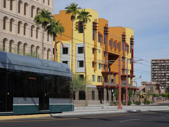 Devine Legacy on Central was the first affordable Phoenix