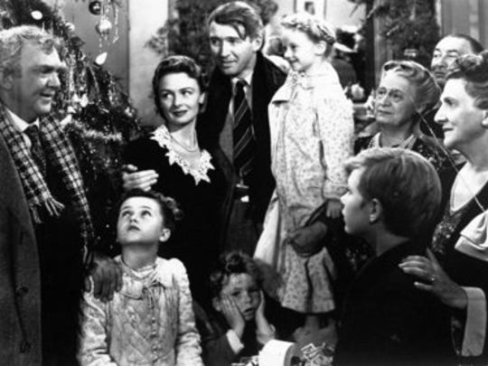 Springhouse Worship and Arts Center presents 'It's a Wonderful Life' on stage.