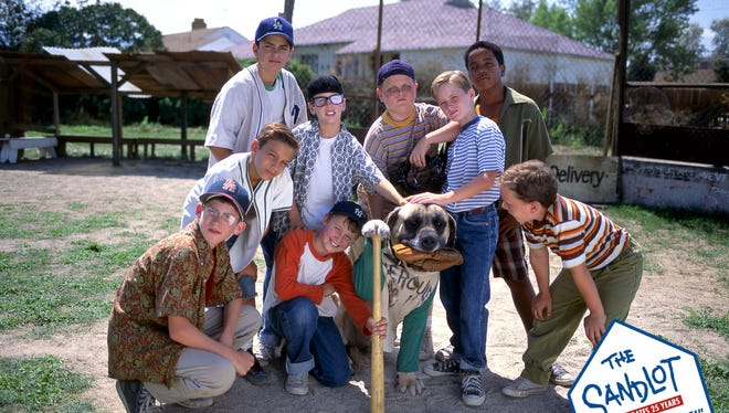"""""""The Sandlot"""" celebrates its 25th anniversary at Louisville Slugger Museum and factory May 19"""
