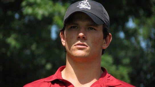 Will Voetsch teamed with fellow Baltusrol Golf Club