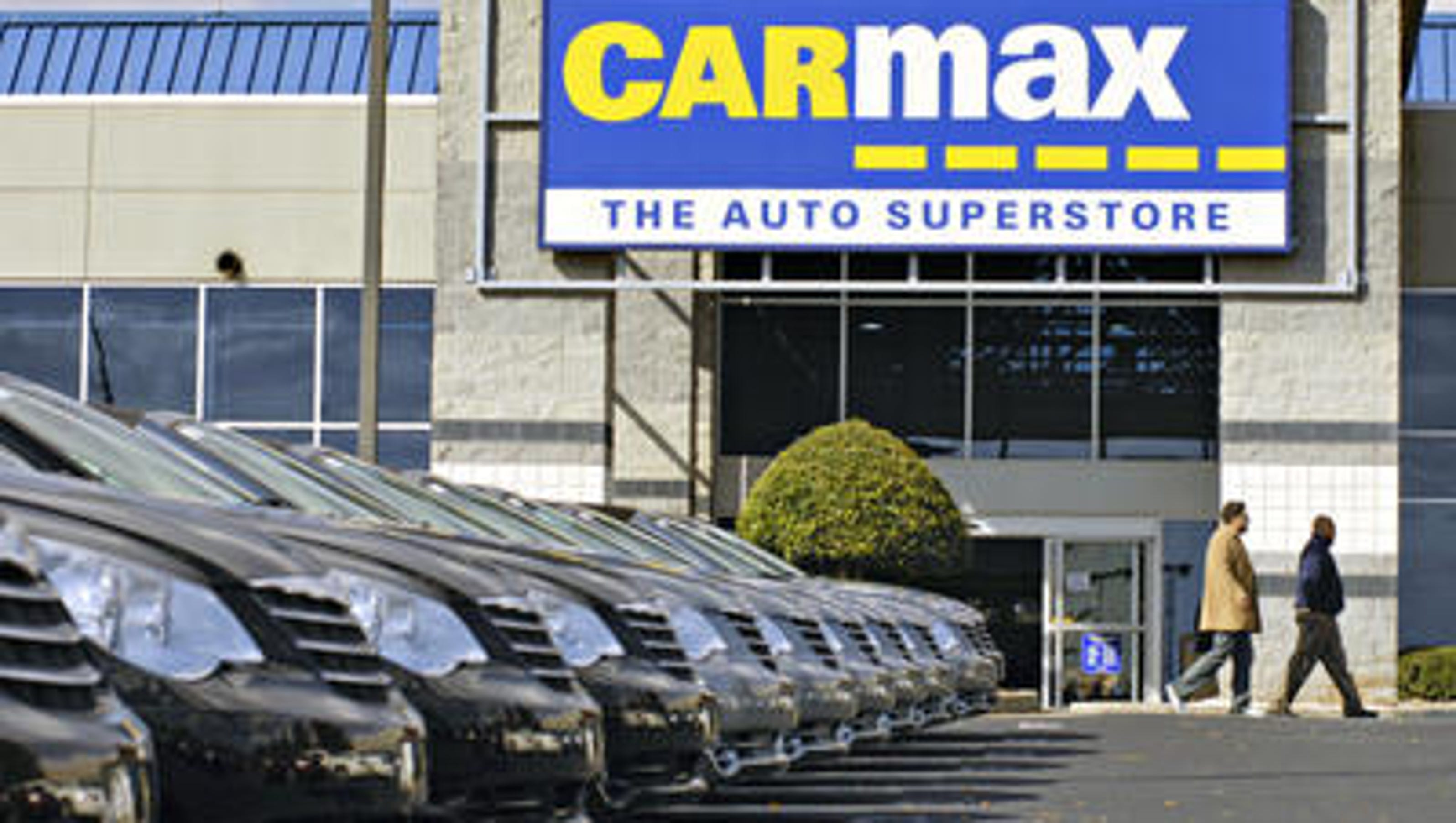Does Carmax Buy Cars: Used Car Dealer CarMax Reports 1Q Profit Spike