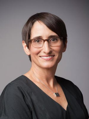 Hebrew Union College Provost, Dr. Andrea L. Weiss.