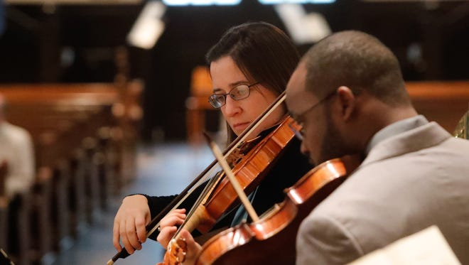 Carrie Holden will perform with the Bach Parley for its June 3 concert.