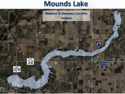 Mounds Lake