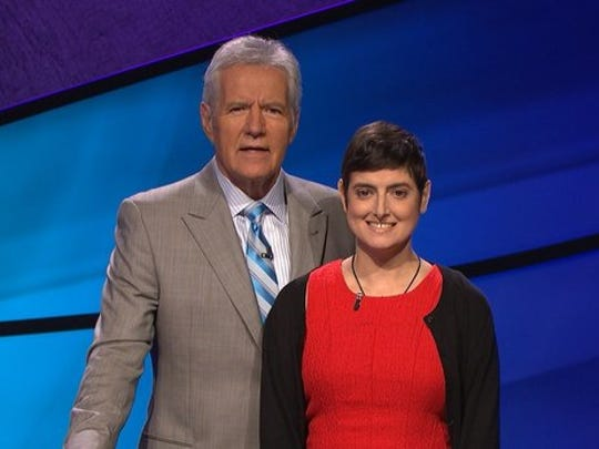 Competing on 'Jeopardy!' had been a dream Cindy Stowell,