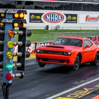 Runnin' with the Devil: First drive in the 2018 Dodge Demon