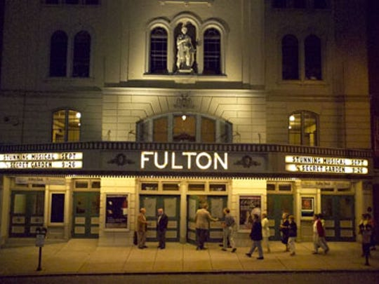 Lancaster's Fulton Theater, also known as the Fulton Opera House, presents dramas, comedies and musicals year round.