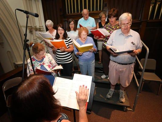20150803 Choir