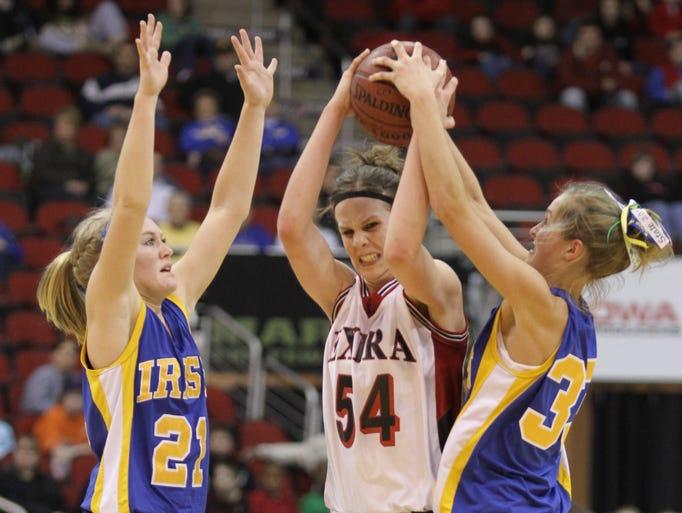 Photos: Hallie Christofferson: Exira to ISU