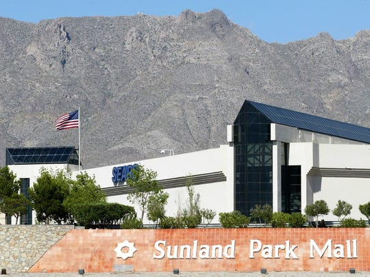 Sunland Park Mall, El Paso's second-largest shopping