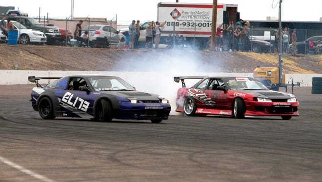 Some of the fastest street-legal cars in the country will be drag racing at Junefest.