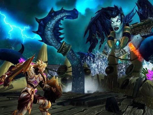 """World of Warcraft: Legion"" marks a welcome return to form for Blizzard's MMO."