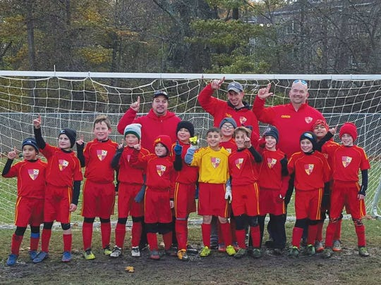 The U-10 West Paterson Soccer Association Generals finished 9-0-1. This team consist of players from all three towns: Woodland Park, Little Falls and Totowa.