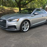 2018 Audi A5 Coupe is a good getaway car