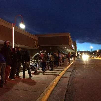 Thousands of Denver-area shoppers are expected to head