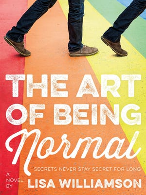 'The Art of Being Normal' by Lisa Williamson