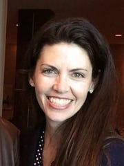 Amy Clark, co-founder of Right2Speak, an organization of conservative women opposed to the tenets of the Women's March.