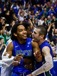 FGCU's Sherwood Brown, Brett Comer, and the rest of