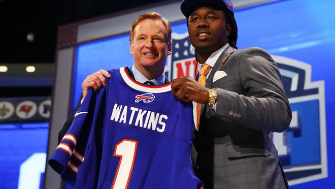 Sammy Watkins, a Fort Myers product, was selected No. 4 overall by the Buffalo Bills. It was The News-Press' top sports story of the year.