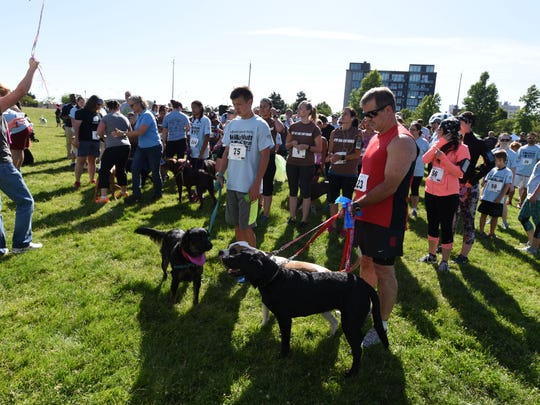Trot with your terrier at the WillaMutt Strut, a 5K fun run/walk and 1K walk Sunday, June 4, at Riverfront Park.