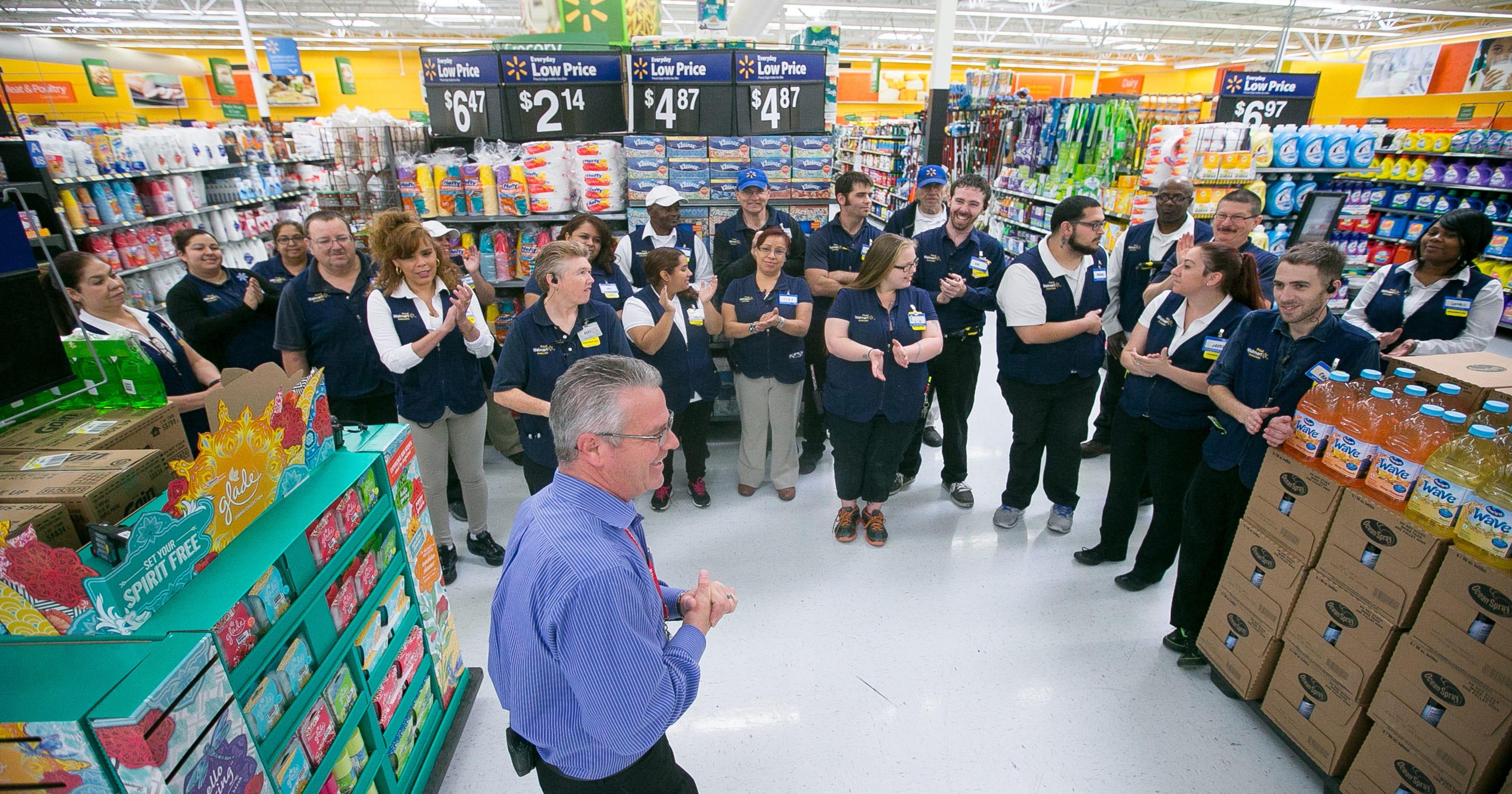 Walmart's wage hike has far-reaching effects