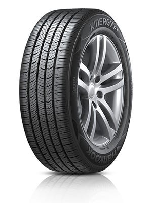 Hankook's first tire made in America, and Clarksville