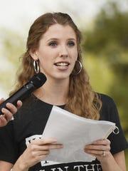 Rebecca Kotz, human trafficking service coordinator