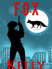 The cover for Kelly Oliver's latest, Fox: A Jessica