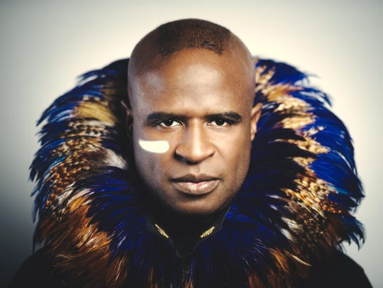 Singer Alex Boye will be one of the morning keynote