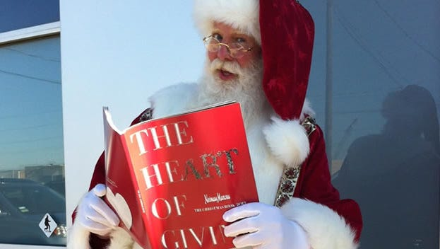Neiman Marcus has released its legendary Christmas book of holiday gifts
