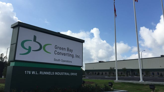 Sofidel America, the North American division of an international paper company, has announced the acquisition of the Green Bay Converting building in Hattiesburg's Industrial Park.