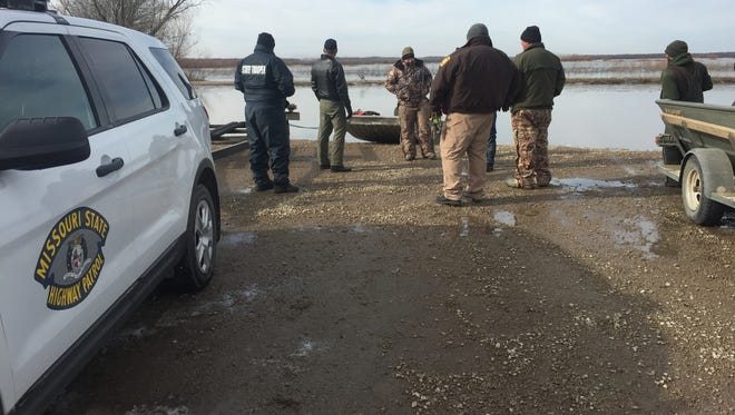 Search crews recovered the body of a Pleasant Hill duck hunter at The Four Rivers Conservation Area In Vernon County. He had been missing for 19 days.