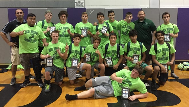 South Plainfield won its first title since 2013 after defeating Howell 33-28 at the Old Bridge Summer Duals on Thursday.