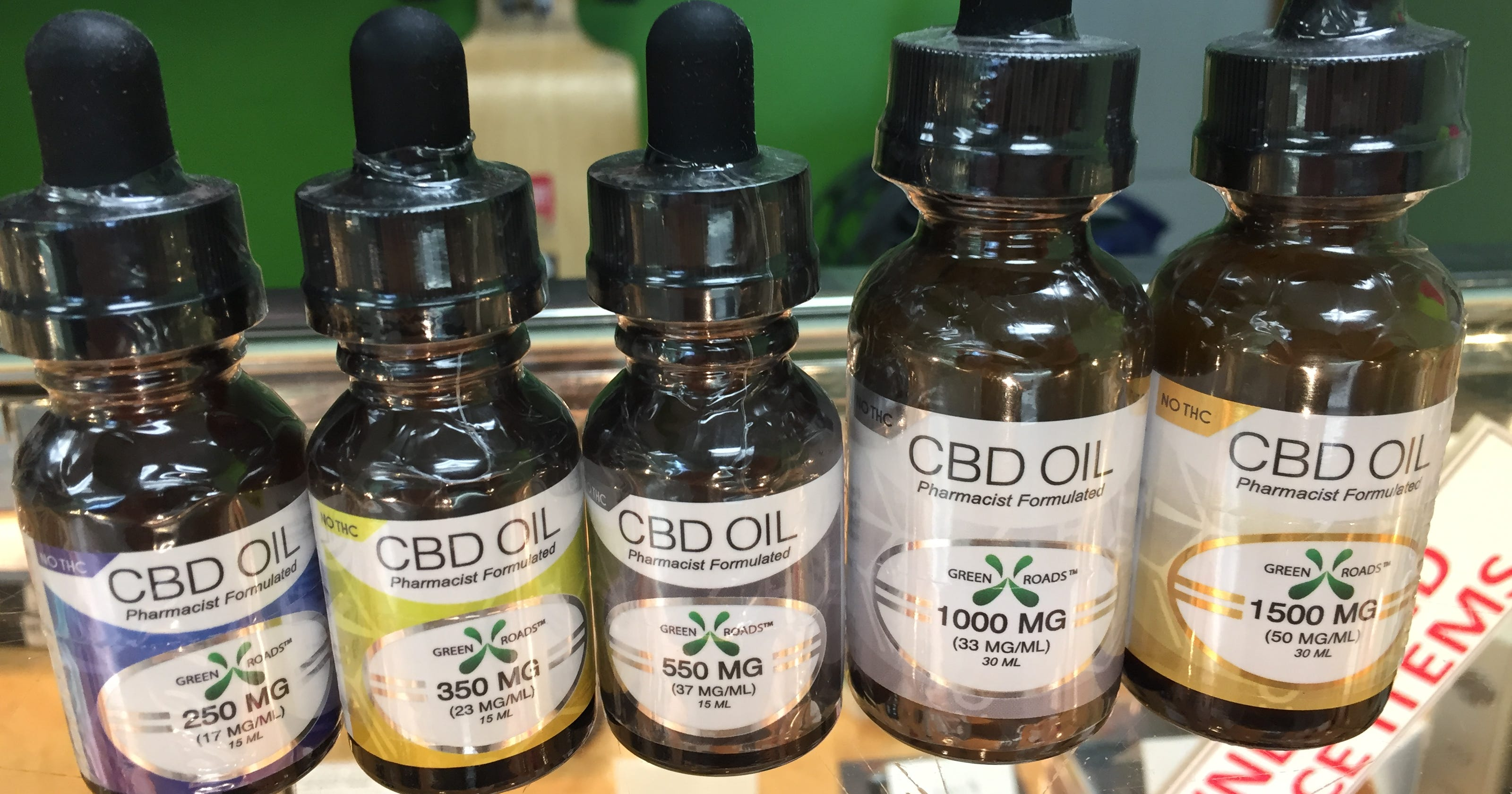 Cannabis oil sold by Iowa stores is illegal marijuana, authorities say