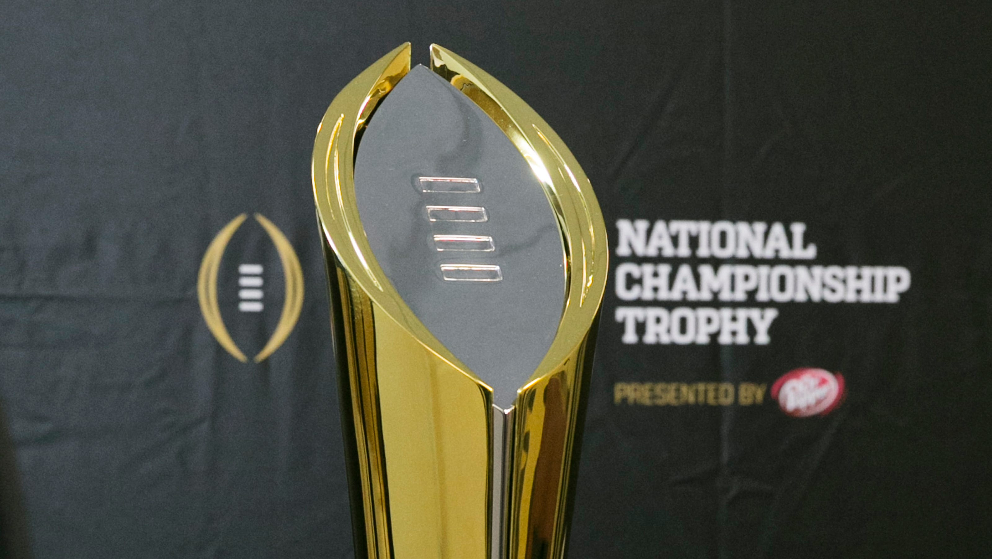a college football playoff Central florida is hanging banners big ten fans are threatening a boycott as  usual, strife permeates the college football postseason.
