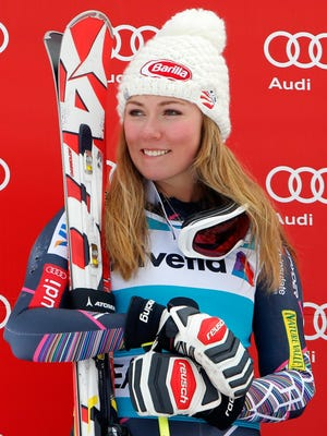 Mikaela Shiffrin is headed to her first Olympics.