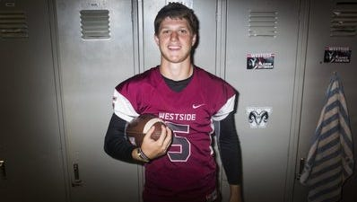 Westside quarterback committed to Miami of Ohio this summer.