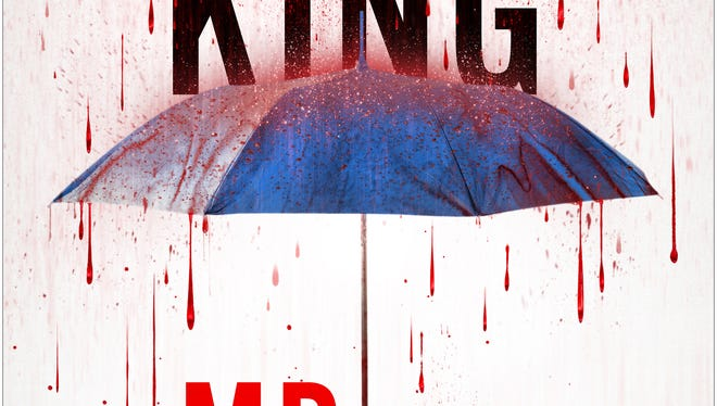 """Mr. Mercedes,"" by Stephen King."
