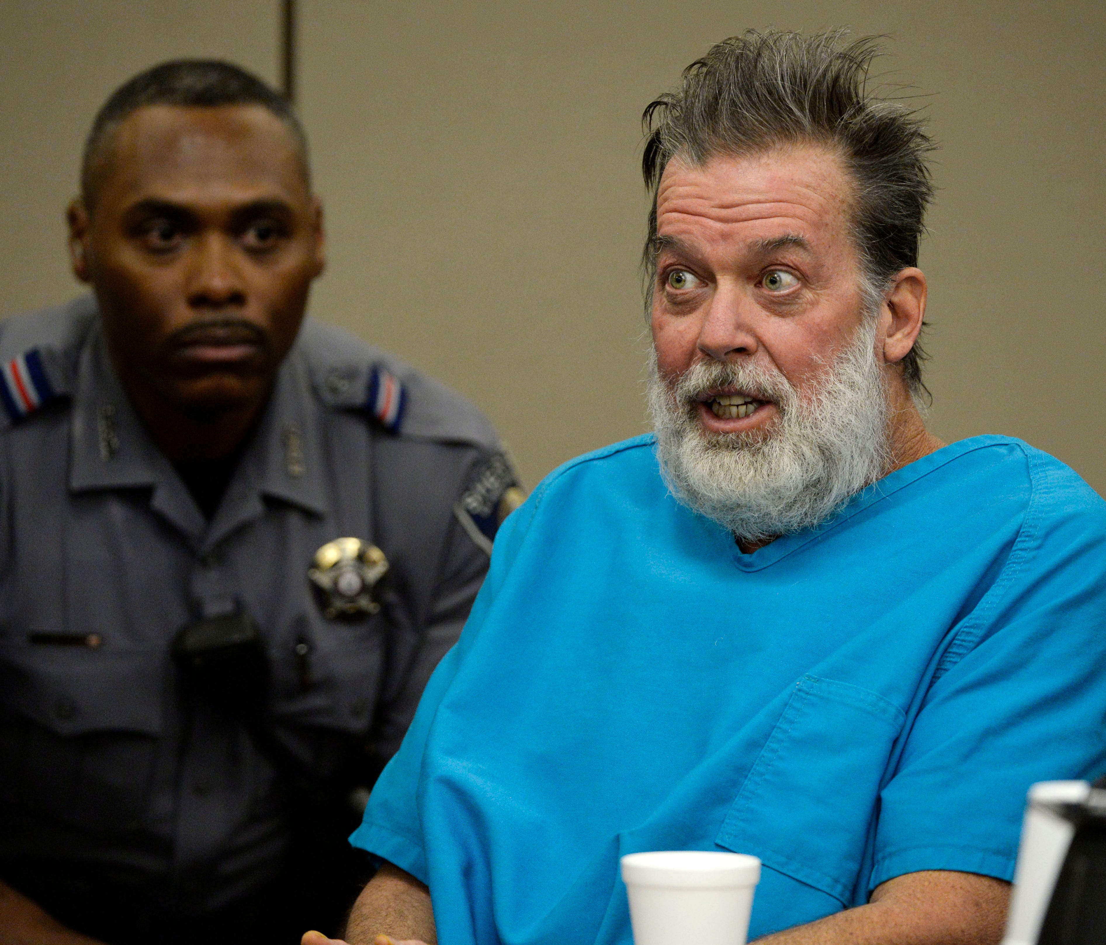Colorado Springs Shooting At Planned Parenthood: Planned Parenthood Shooting Suspect Found Incompetent To