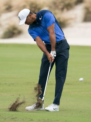 Tiger Woods makes his return to competitive golf this week, and expectations should be low.