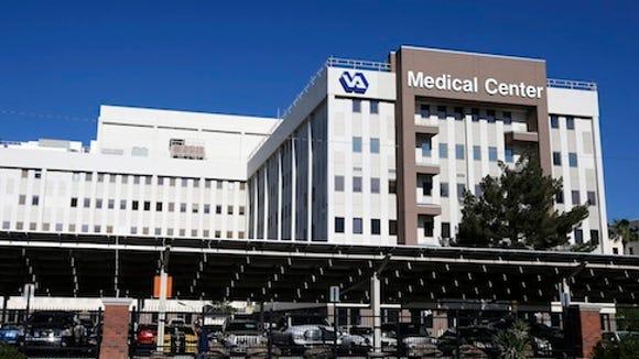 The Phoenix Veterans Affairs Health Care Center.