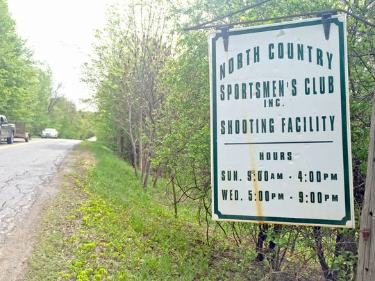 The North Country Sportsman's Club in Williston is facing a dispute with town officials over noise ordinances. The shooting range is located on Gun Club Road.